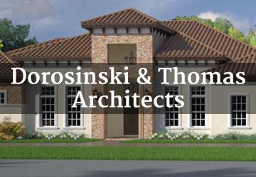 Custom Home Builder - Dorosinksi & Thomas Architects