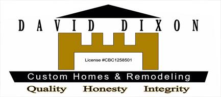 David Dixon Custom Home Builder Volusia Area